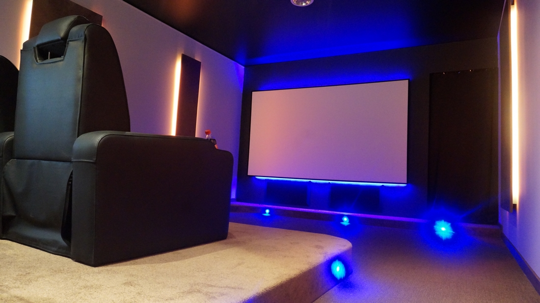 Home cin ma page 9 sur 9 hifi vannes auditorium pederson - Home cinema salle dediee ...