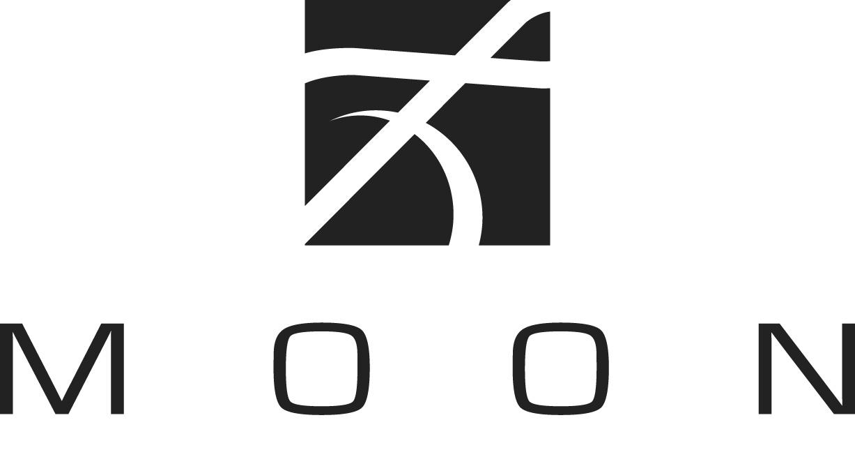 Logo Moon + Simaudio noir