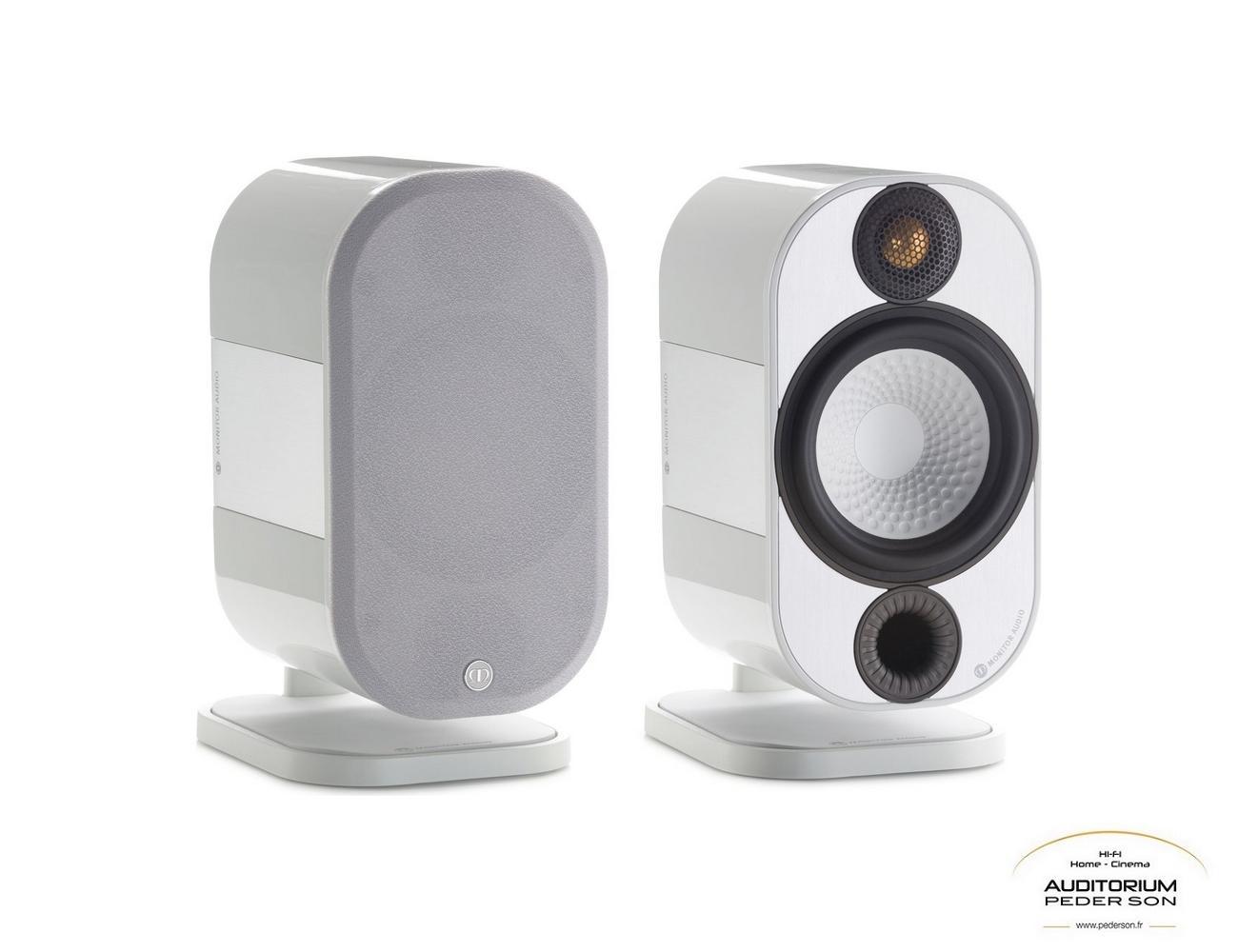 Monitor-Audio-Apex-10-Blanc ac logo