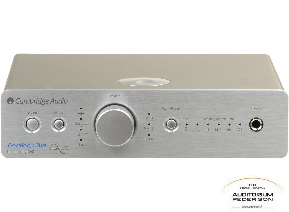 cambridge audio dac magic plus ac logo