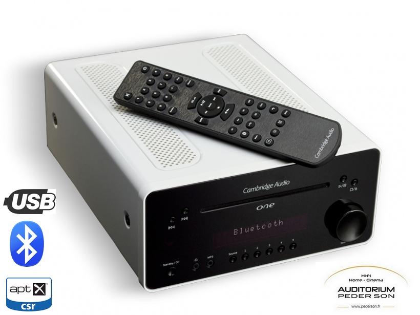 Cambridge audio One V2 ac logo