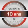 logo garantie 10 ans moon