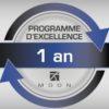 programme d'excellence logo