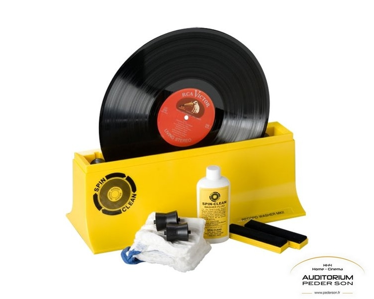 Pro-Ject-Spin-Clean ac logo