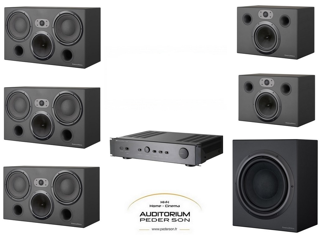 set complet CT 700 SERIES sans arcam