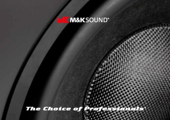 Brochure M&k Sound