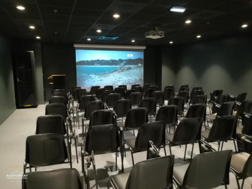 Installation Salle De Projection