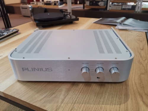 Amplificateur Plinius 9100